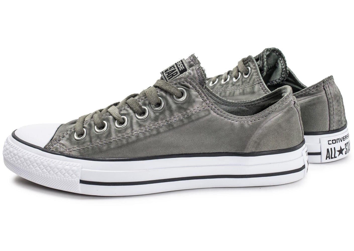 Converse Chuck Taylor All Star OX Low kaki Chaussures