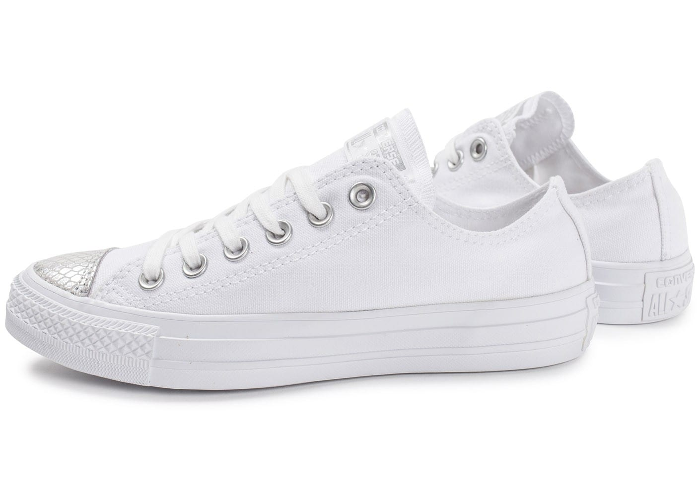 converses blanches femme 38