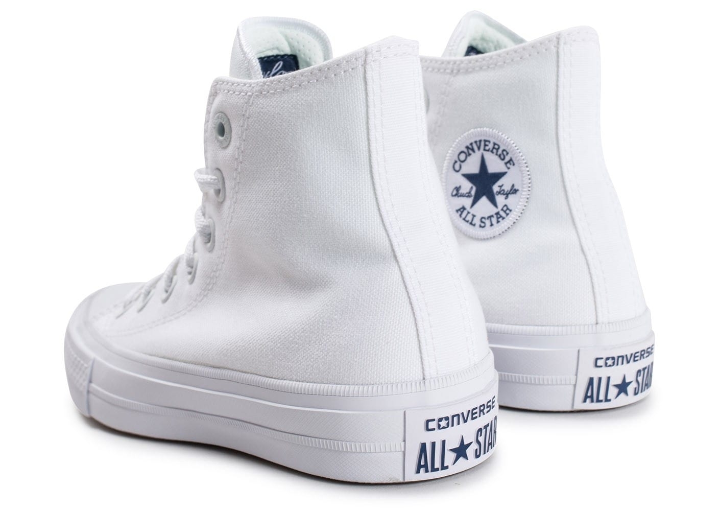 Converse Chuck Taylor II Baskets montantes Blanc