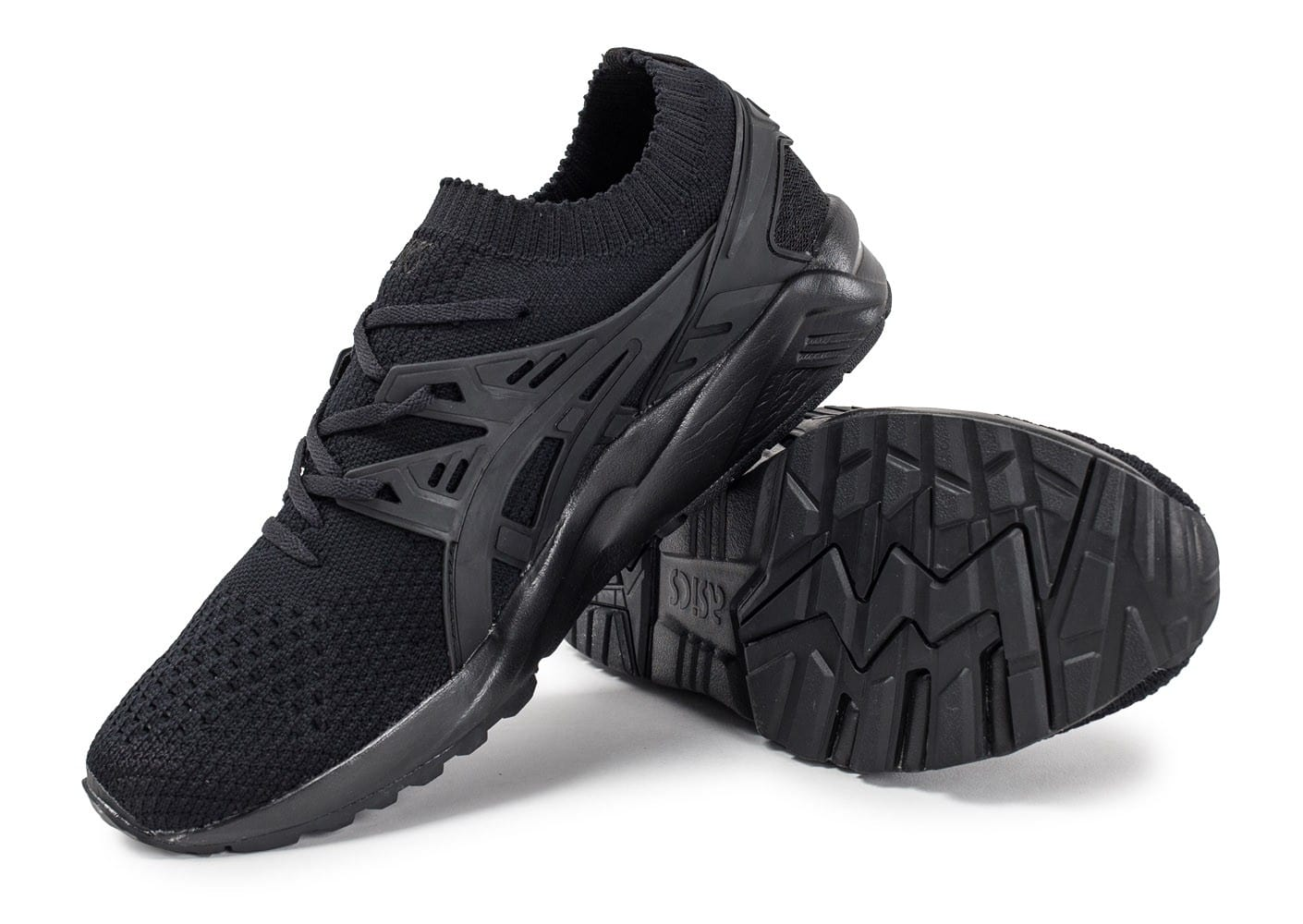 asics gel kayano trainer noir