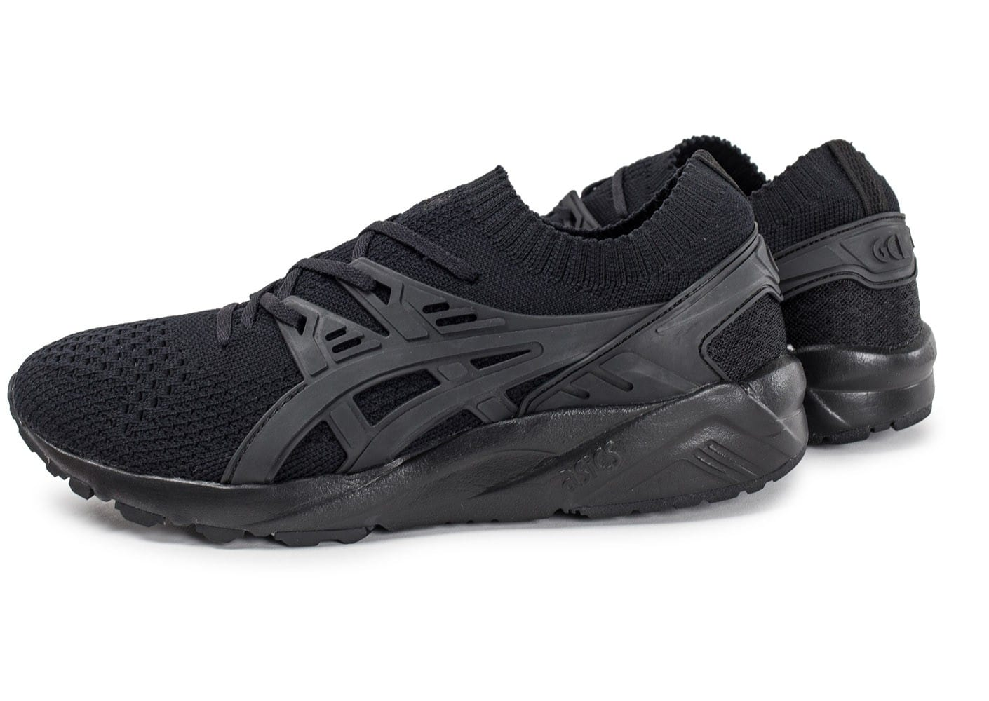 asics gel kayano trainer knit homme
