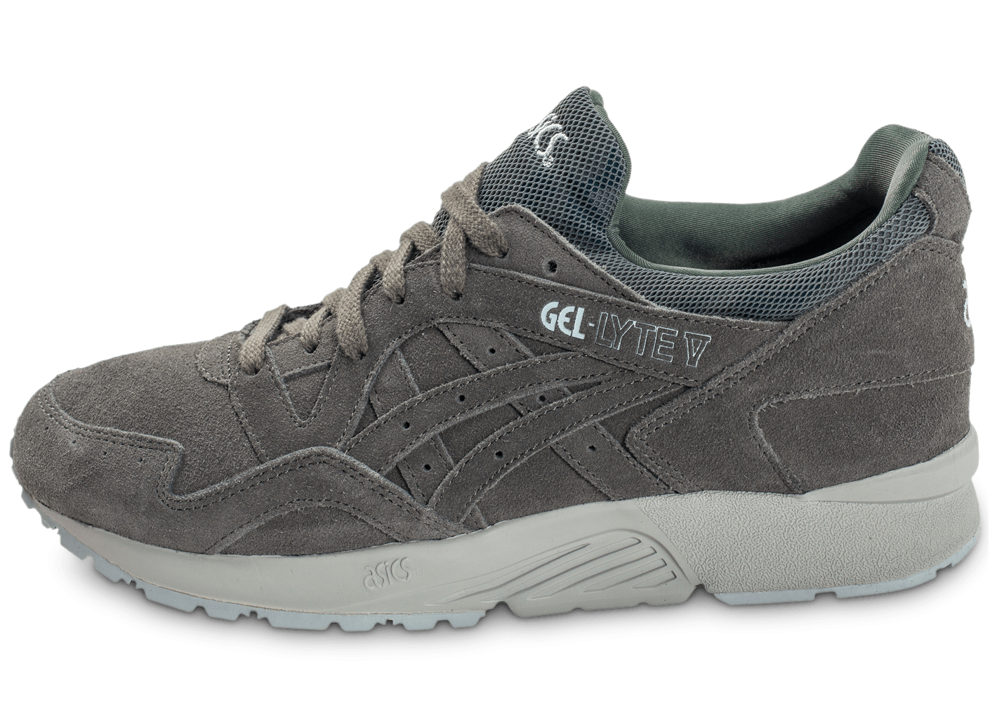 new concept 83467 e2f24 ... real asics gel lyte v camo pack kaki chaussures baskets homme chausport  8cc37 6c819