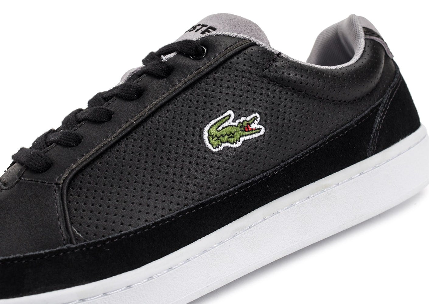 Noire Baskets 117 Lacoste Setplay Homme Chaussures On8n0kpwx Chausport Ibf7mg6yvY