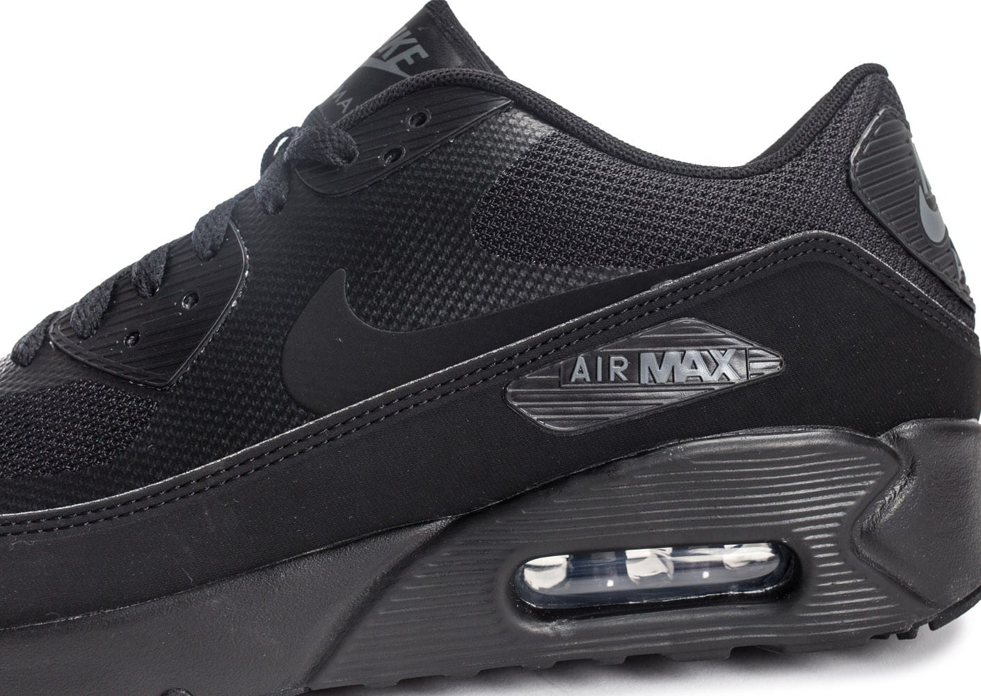 huge selection of ebb06 29130 ... Chaussures Nike Air Max 90 Ultra 2.0 Essential noire vue dessus