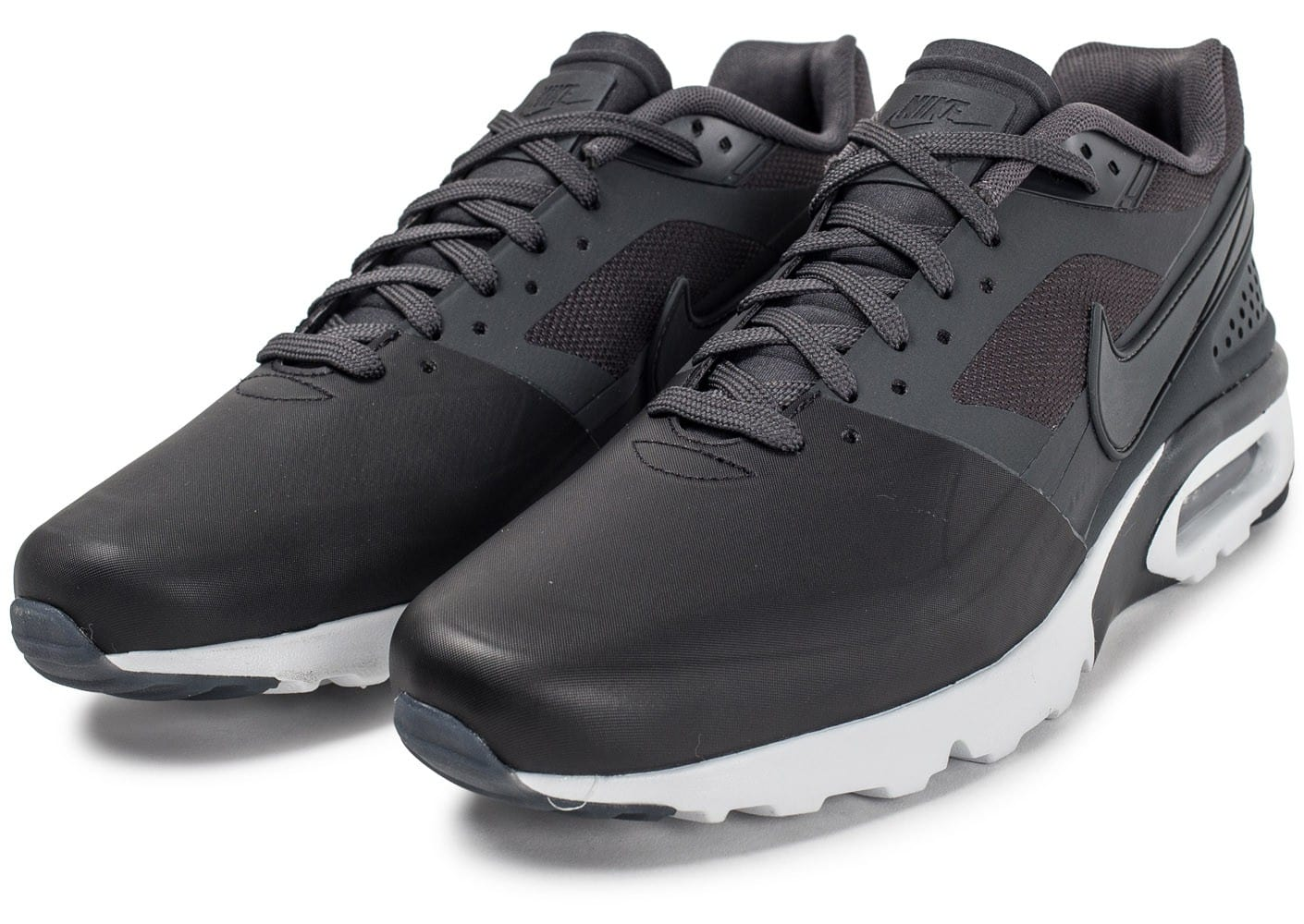 hot sale online bfbe2 a0227 ... Chaussures Nike Air Max BW Ultra SE noir vue intérieure ...