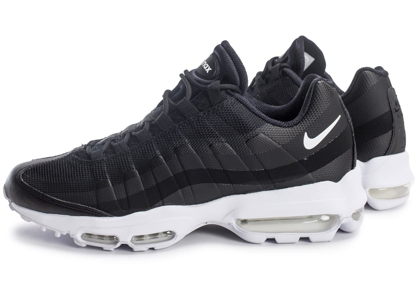 half price coupon codes latest Nike Air Max 95 Ultra Se noire - Chaussures Baskets homme ...