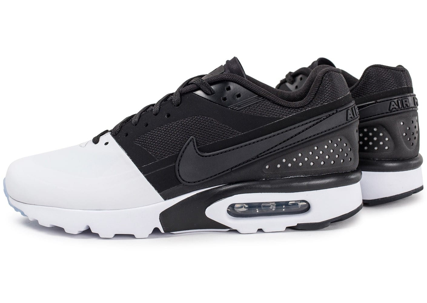 cheapest pre order good selling Nike Air Max BW Ultra SE noire et blanche - Chaussures Baskets ...