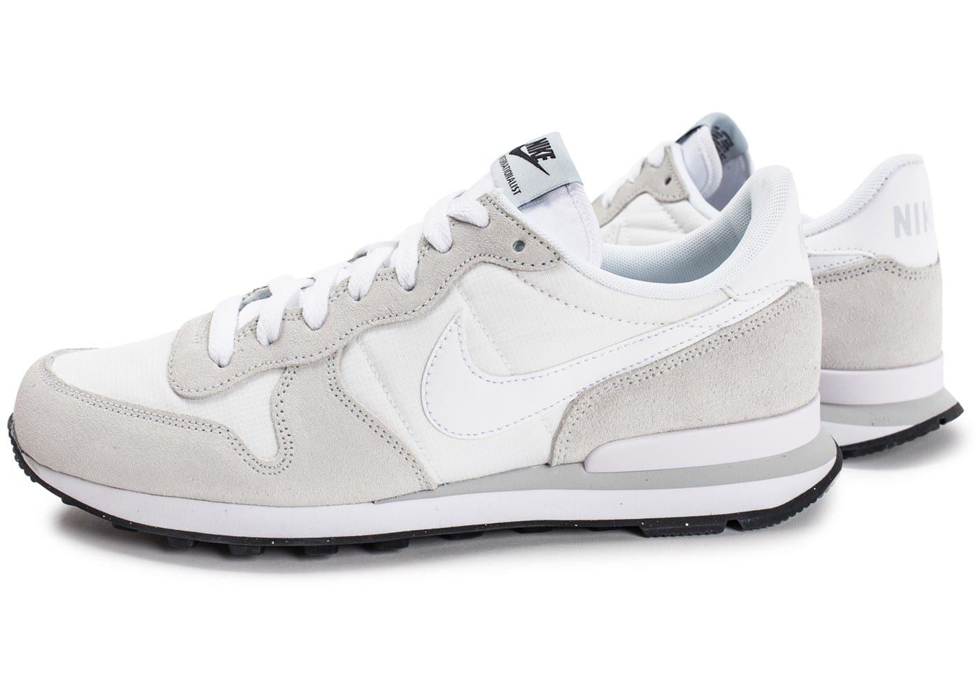 Nike Internationalist blanche Chaussures Baskets homme