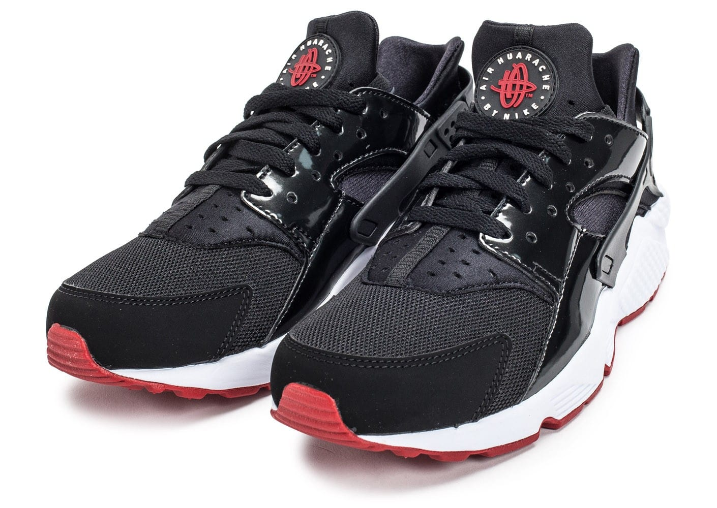 Nike Air Huarache Run Patent Leather Pack Chaussures