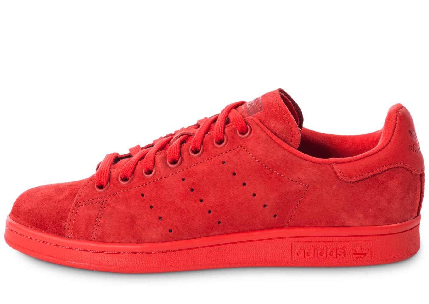 stan smith noir et rouge