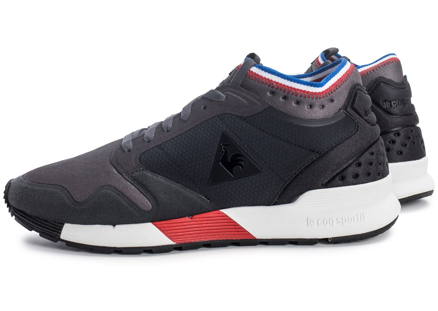 Chaussures Sportif Tricolore Homme Coq Ripstop Omicron Baskets Le STw7ZPqn