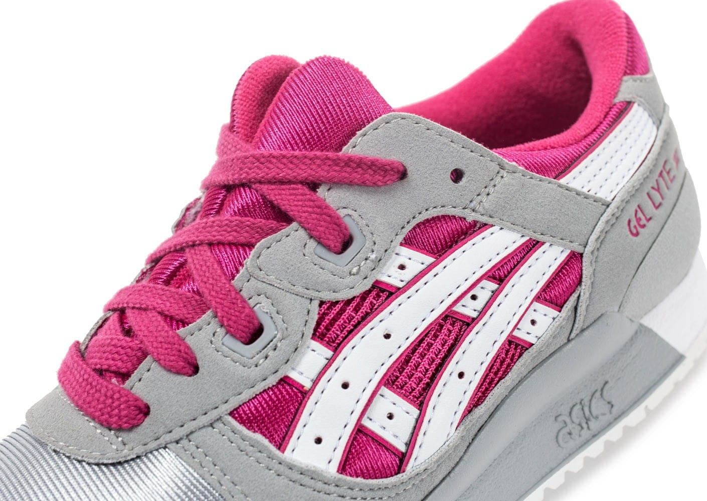 Iii Blanche Les Gel Chaussures Rose Junior Toutes Lyte Et Asics wUOpAxqO