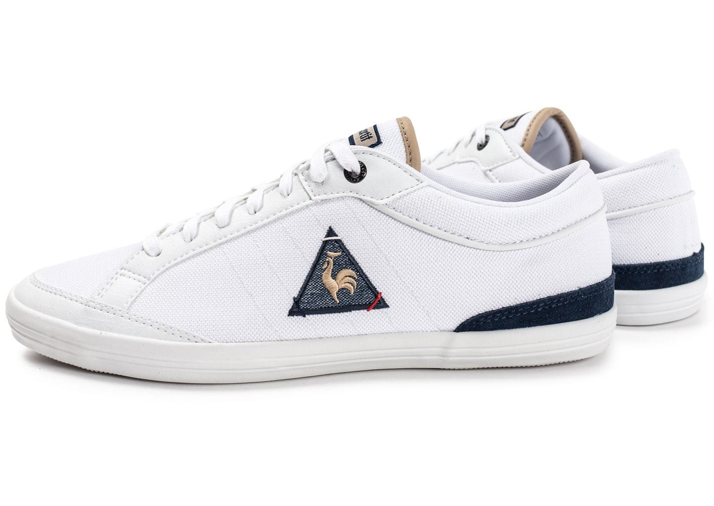 Chaussures Le Coq sportif blanches homme tAqrL