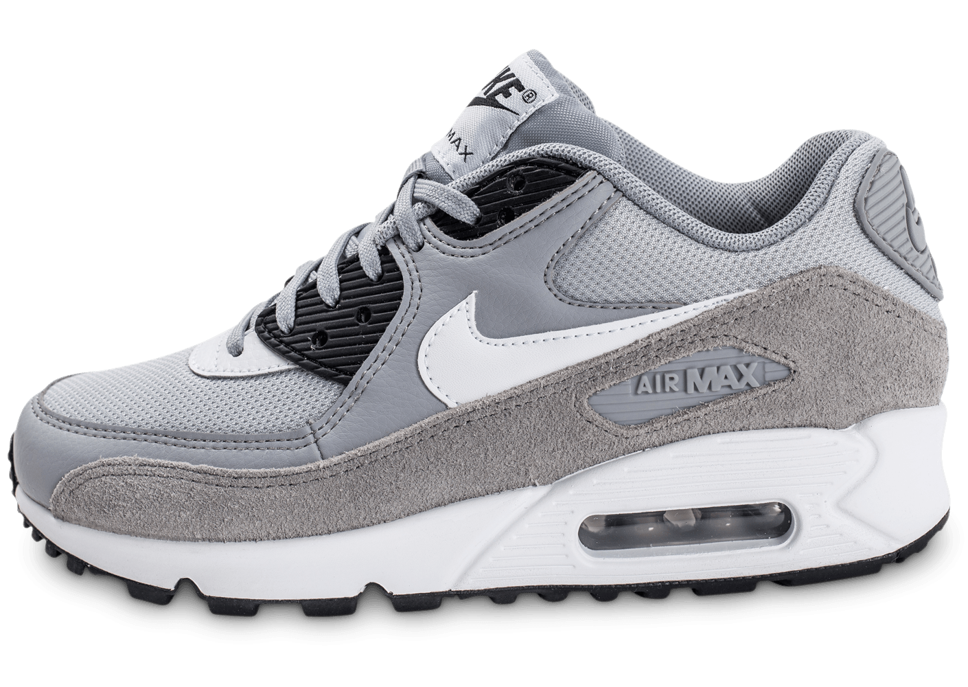 huge selection of 57b25 91f19 discount code for nike air max 90 w grise chaussures baskets femme  chausport ca601 5c121