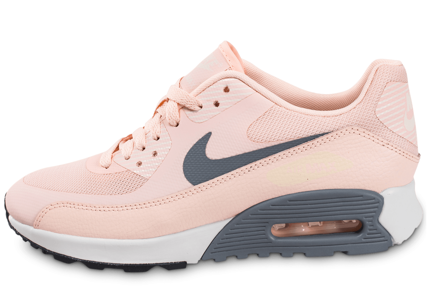 nike air max 90 ultra 2 0 rose chaussures baskets femme chausport. Black Bedroom Furniture Sets. Home Design Ideas