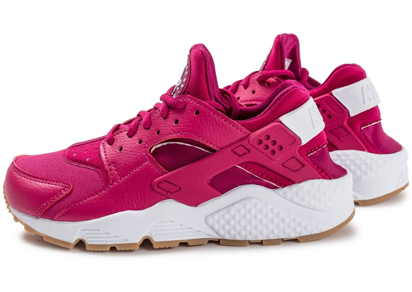 Femme Huarache Aaqxtg0 Rose Air Run Baskets Nike Fuschia Chaussures 7Z7w1