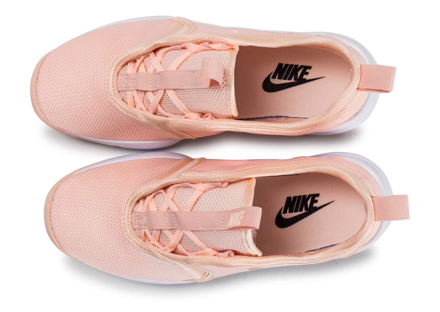 new concept 99188 77716 ... Chaussures Nike Loden W rose pale vue arrière ...