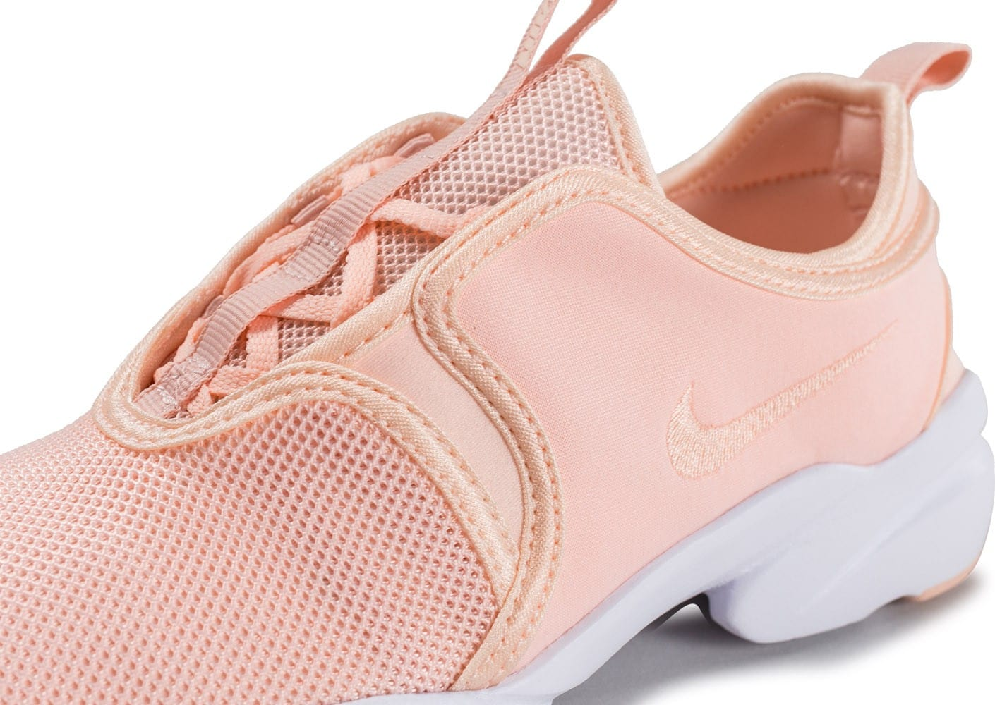 best value 2fe03 9a79e ... Chaussures Nike Loden W rose pale vue dessus