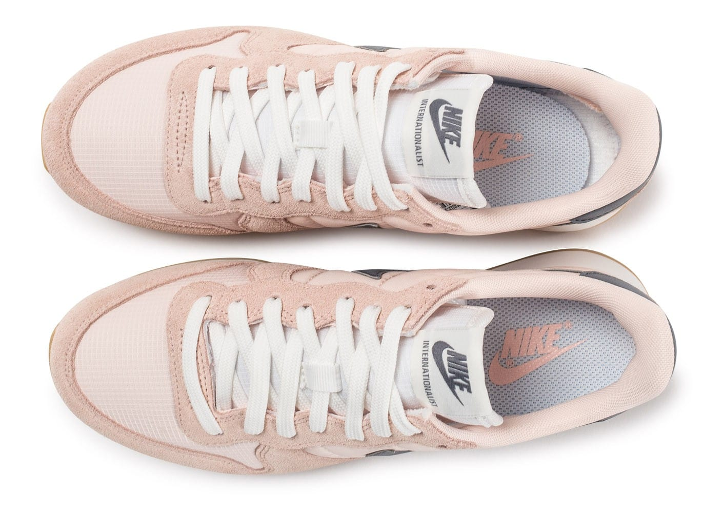 revendeur b560b 1f030 Nike Internationalist W rose pâle - Chaussures Baskets femme ...