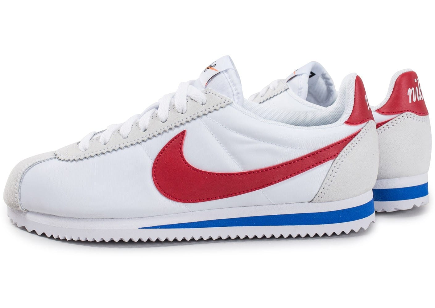 Nike Classic Cortez Nylon W varsity red Chaussures Baskets
