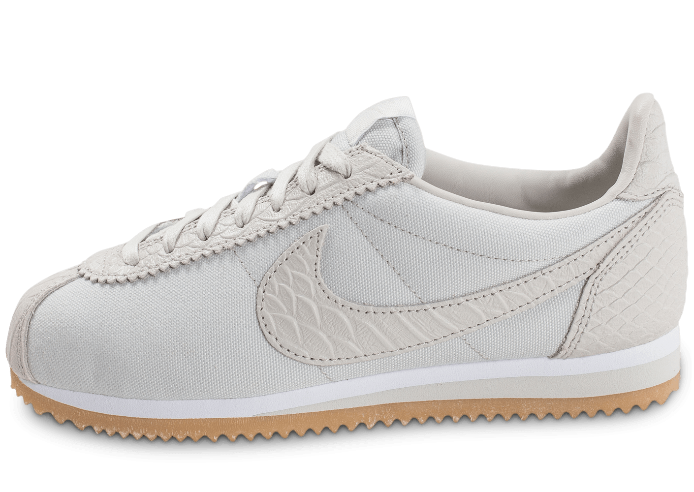 Cortez Se W Light Bone Nike Baskets/Running FemmeNike