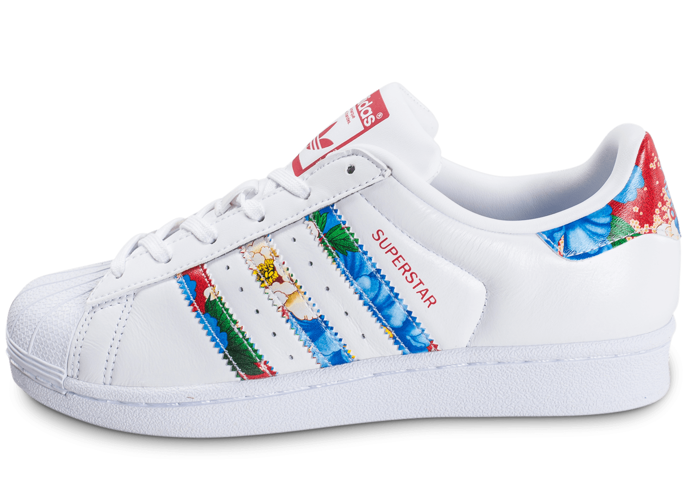 adidas Superstar W Multicolor - Chaussures