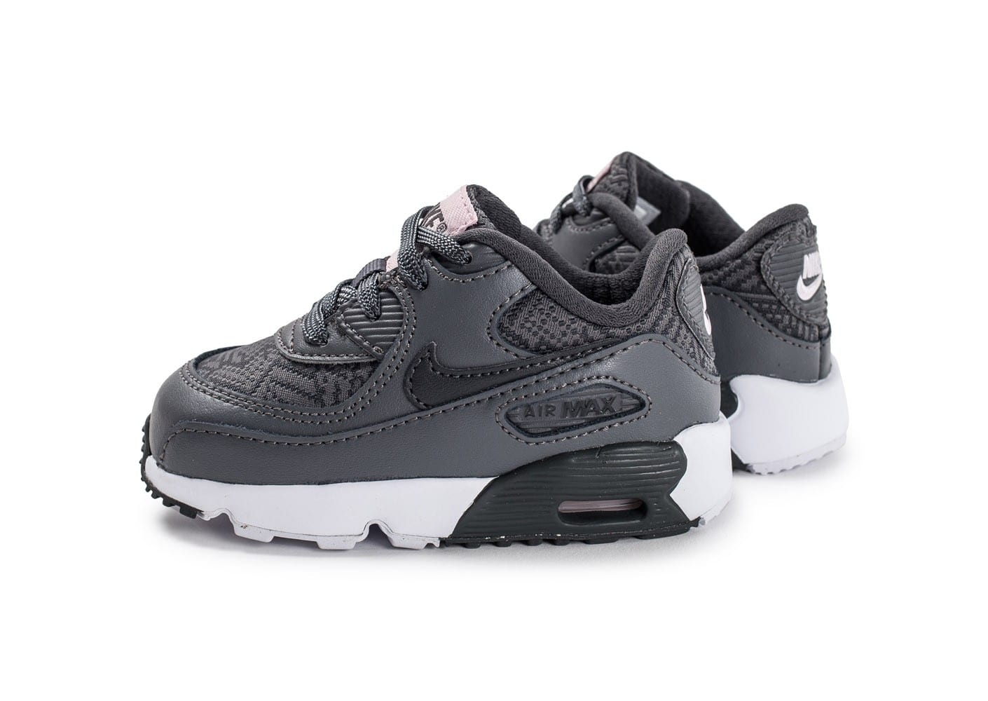 Chaussures Nike Air Max blanches pour bébé v7GSnk - pleasantly.achat ... 7ed5ff5ff403