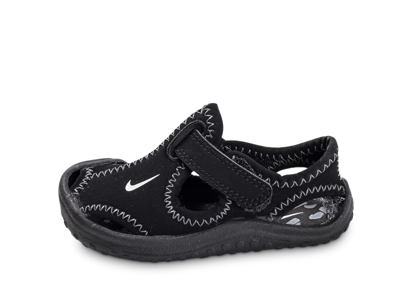 sports shoes ed00a 0ae56 Nike Sunray Protect bébé noire - Chaussures Chaussures - Chausport