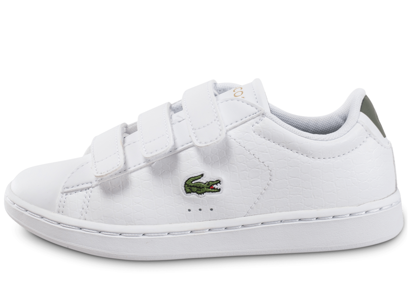 b53ca240f1 Lacoste Carnaby Evo Enfant Croc Pack - Chaussures Enfant - Chausport
