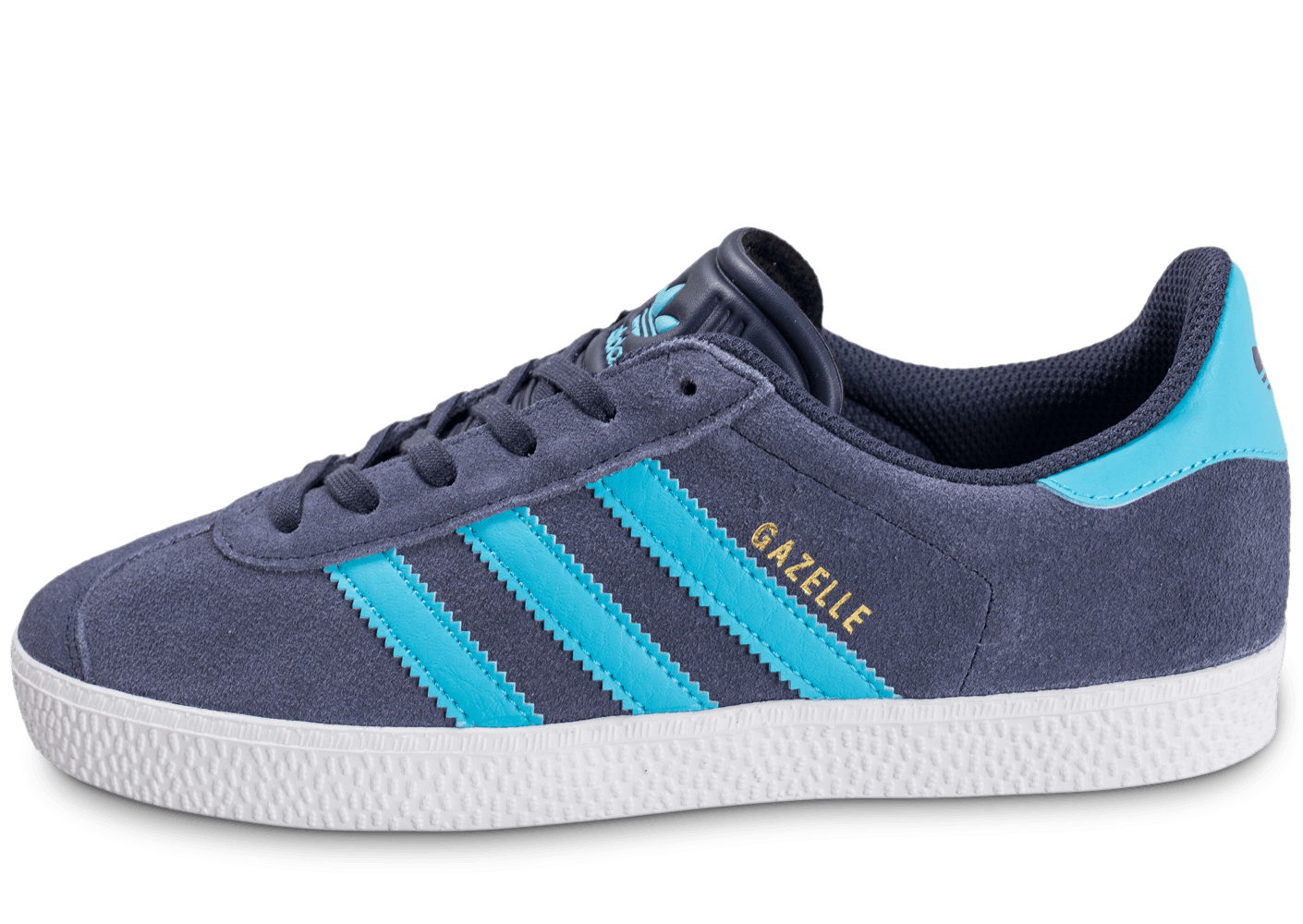 Gazelle Adidas Chausport Chaussures Junior Bleue 9bW2EeDIYH