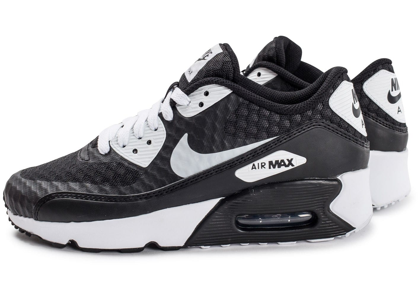 Basket Nike Air Max 90 Ultra Se Junior Noir DVjAbsAvZ