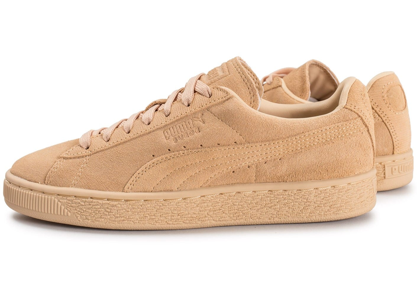 Chaussures Puma beiges Casual femme VTfsGQY