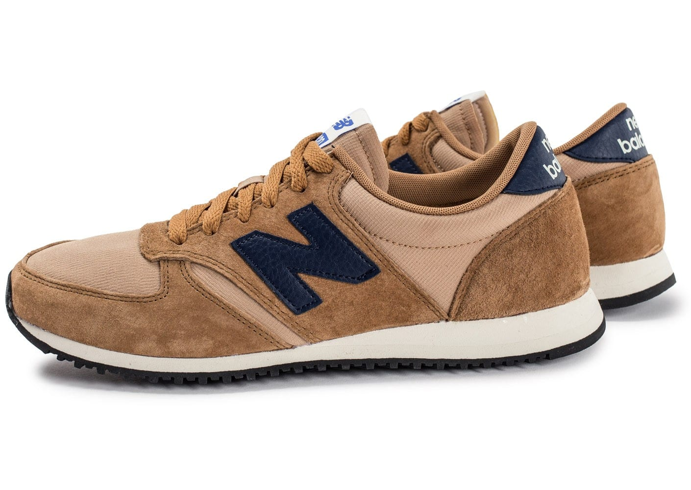 new balance 420 homme marron