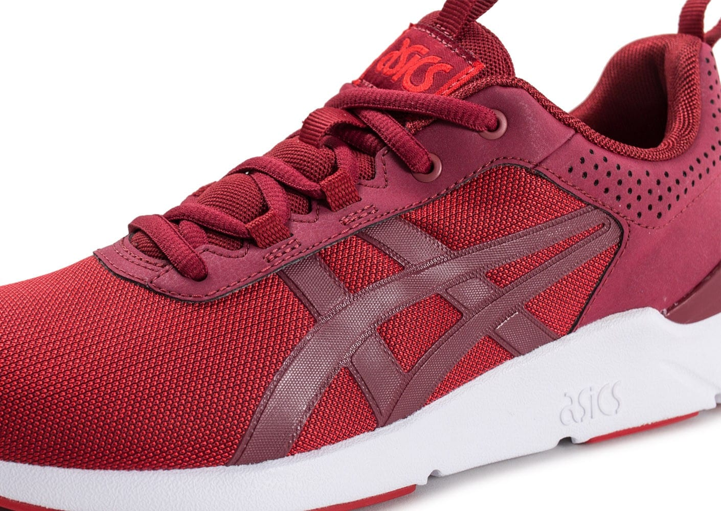 chaussure asics gel lyte 5 rouge