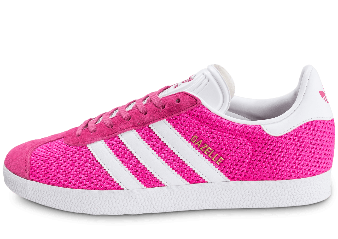 chaussure adidas rose fluo