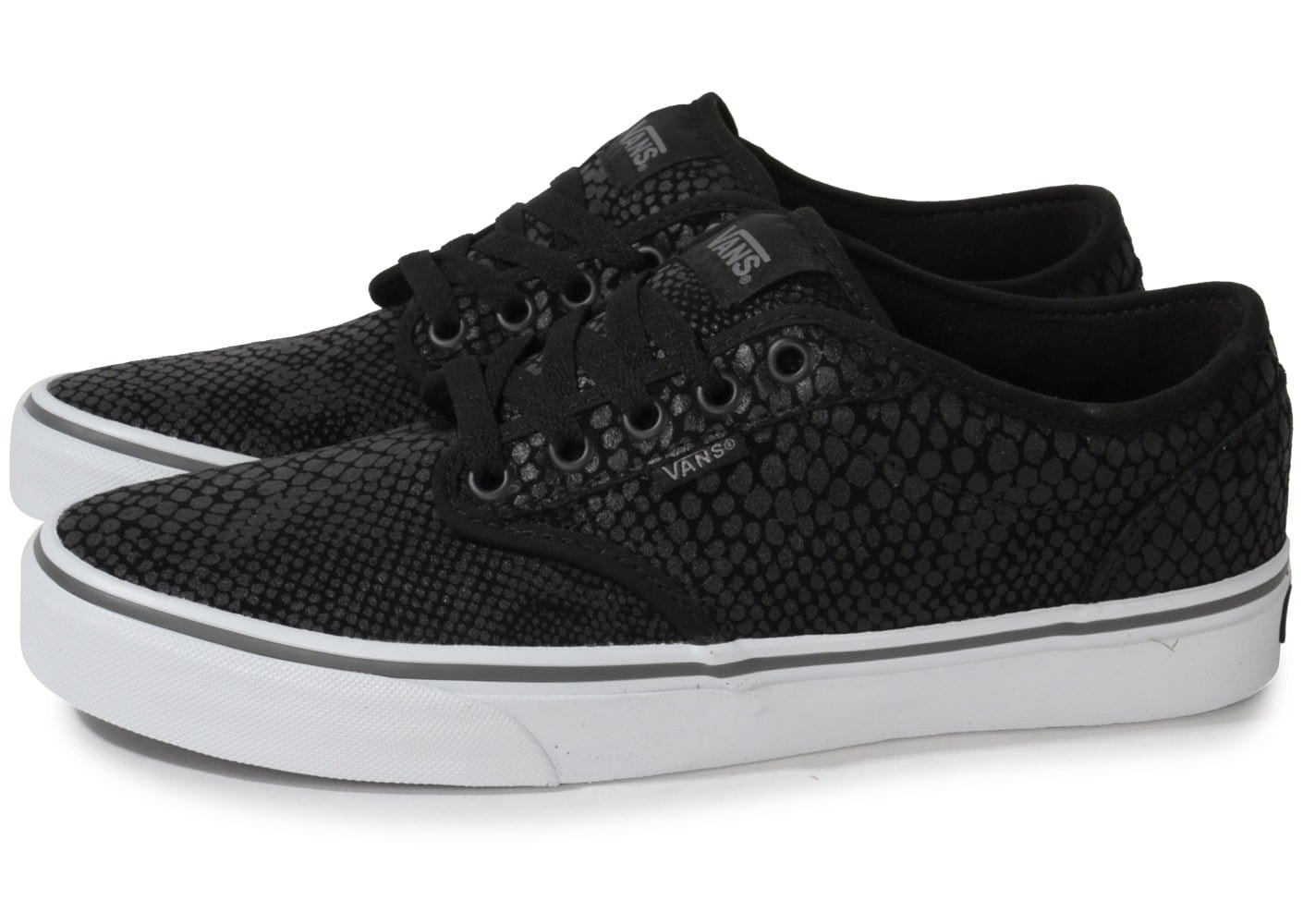Noire Snake Atwood Baskets Chausport Chaussures Vans Homme RE6wapxZq