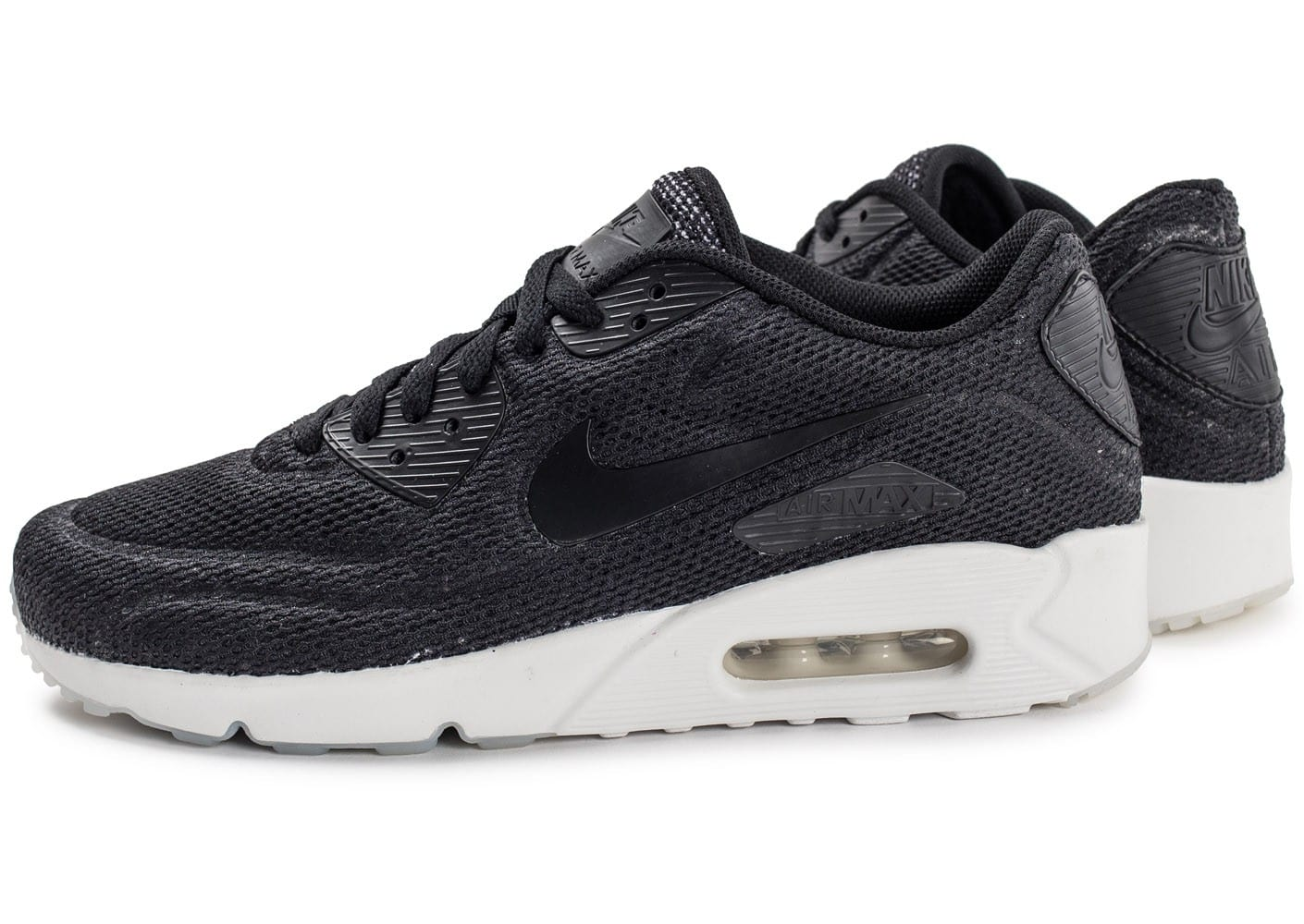 Nike Air Max 90 Ultra Breeze noire Chaussures Baskets homme