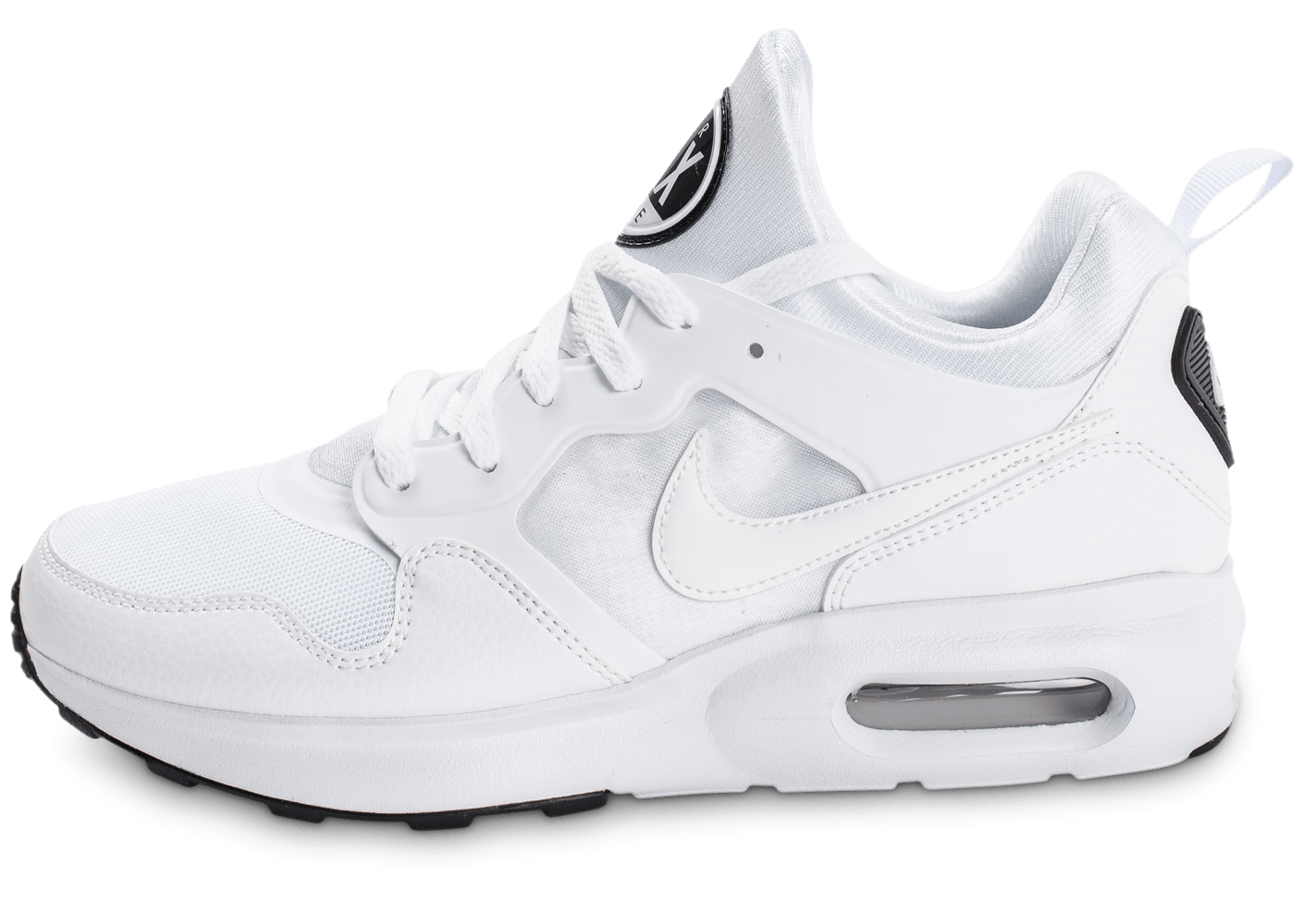 the latest 50029 56ff9 Nike Air Max Prime blanc - Chaussures Baskets homme - Chausport