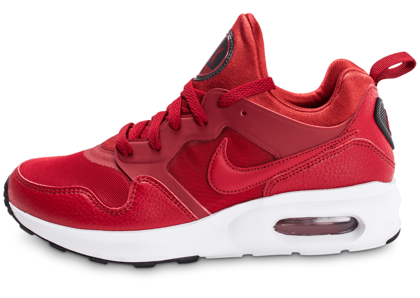 finest selection 45234 37c3a Nike Air Max Prime rouge - Chaussures Baskets homme - Chausport