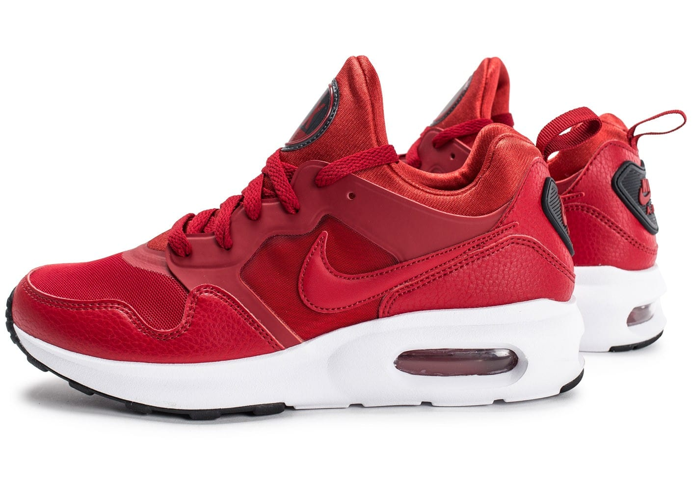 meilleure sélection d8bf6 be8ee Nike Air Max Prime rouge - Chaussures Baskets homme - Chausport