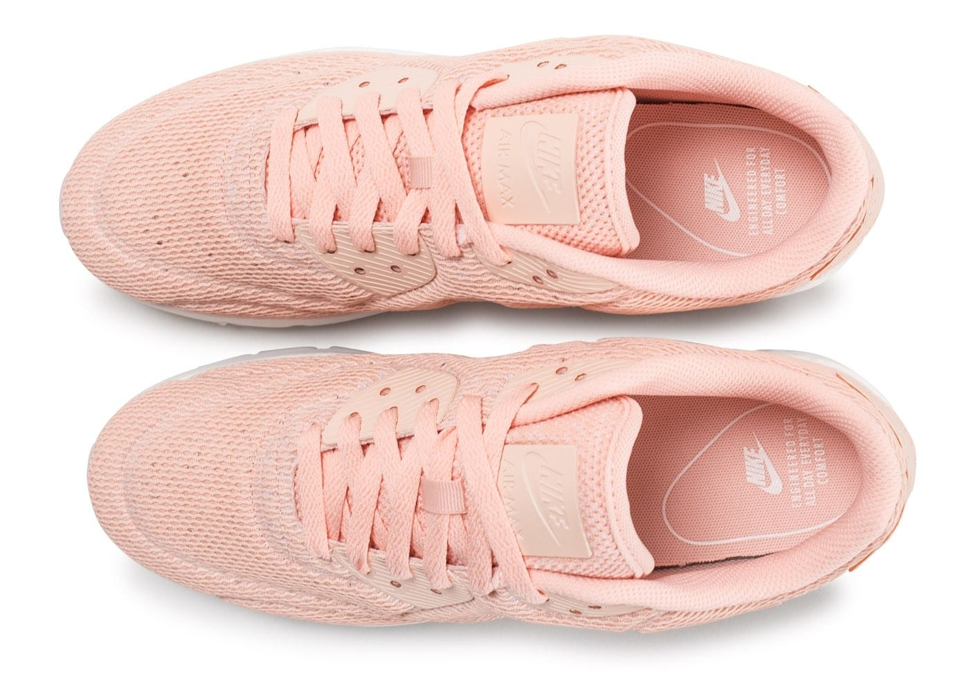 newest afeaa 47200 ... Chaussures Nike Air Max 90 Ultra 2.0 Breeze Arctic orange vue arrière  ...