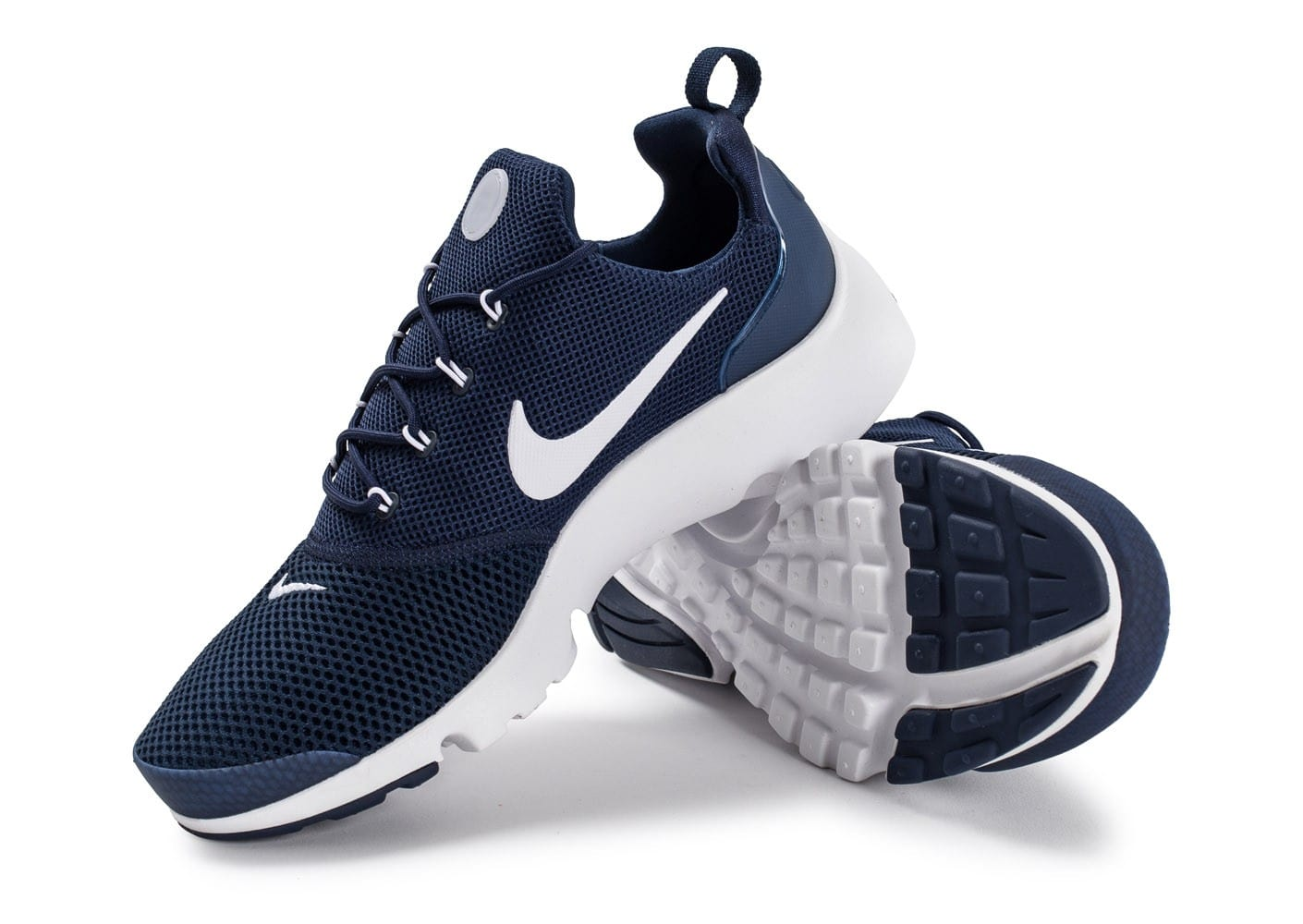 Marine Nike Chaussures Homme Presto Chausport Fly Baskets Bleu Y7gb6vfy