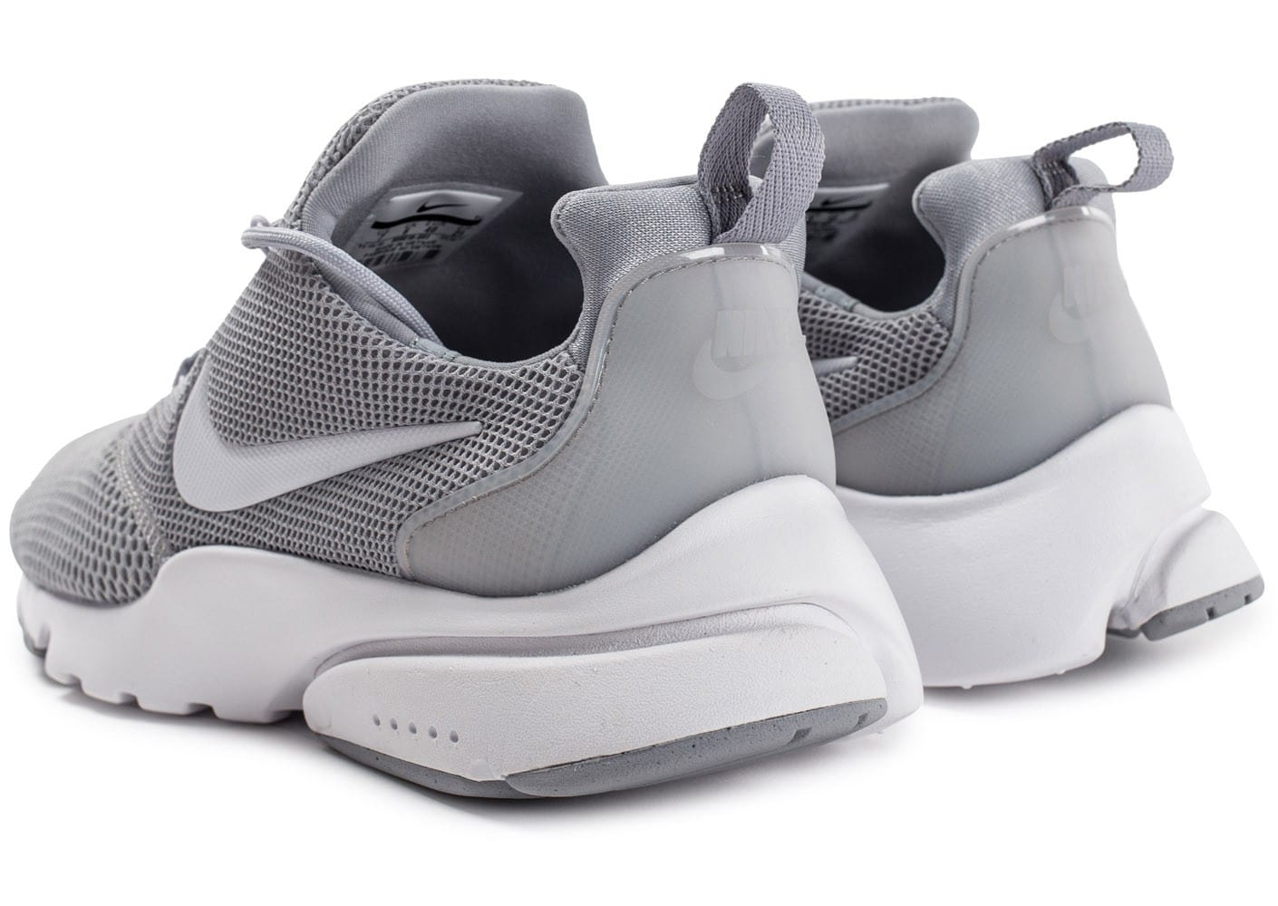 Nike Presto Fly grise Chaussures Baskets homme Chausport
