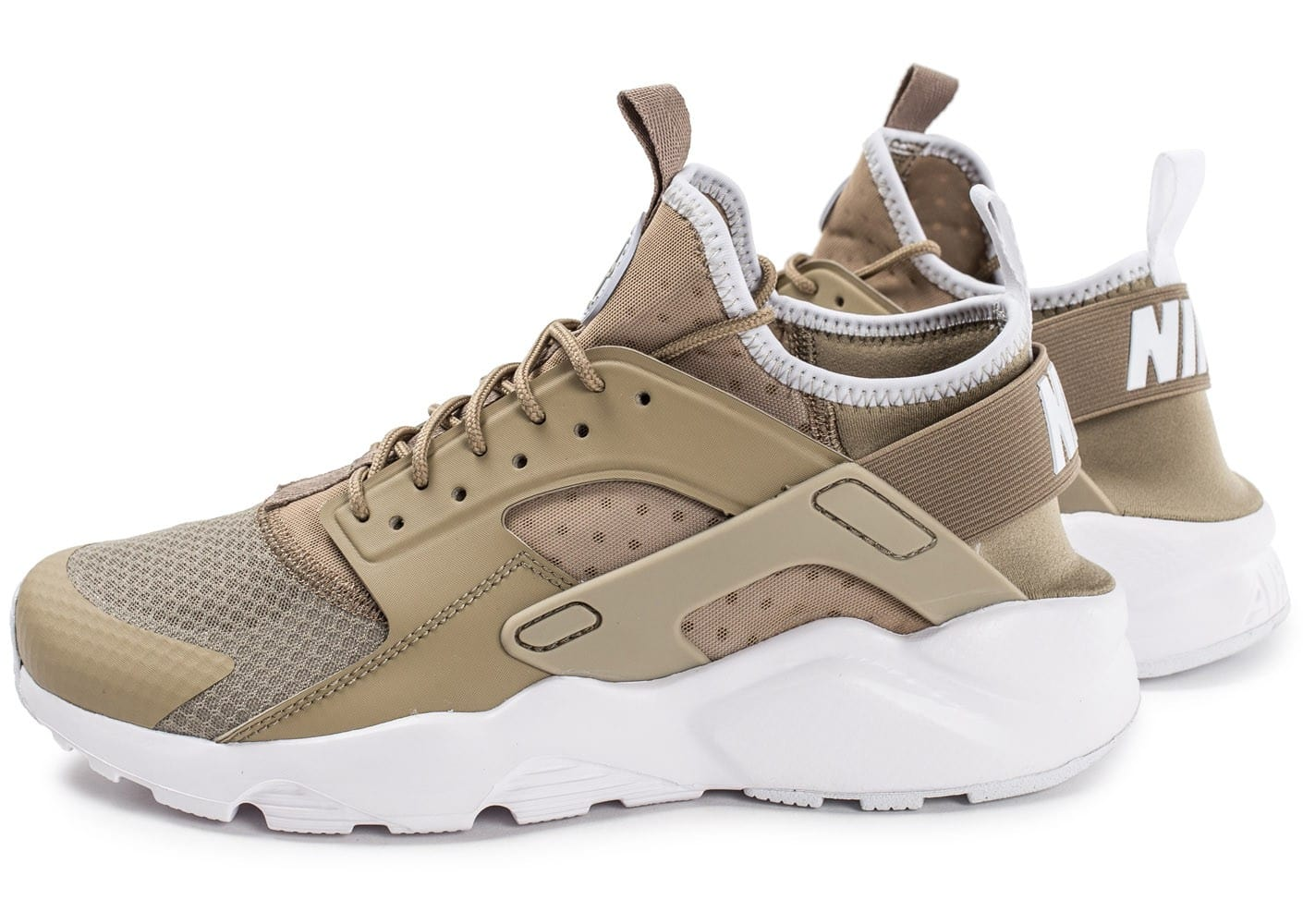 Nike Air Huarache Ultra marron clair Chaussures Baskets