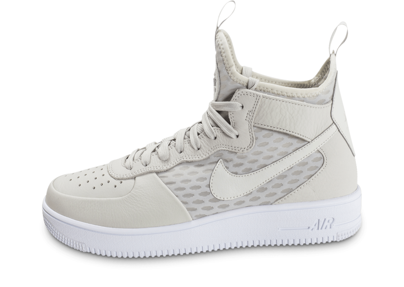 chaussures nike air force 1 ultraforce mid white