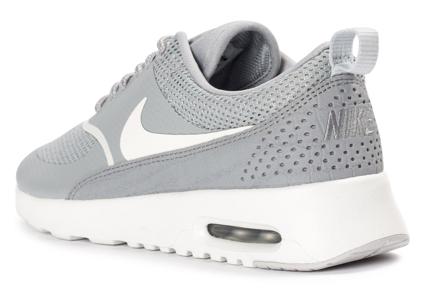 Nike Air Max Thea W grise Chaussures Baskets femme Chausport
