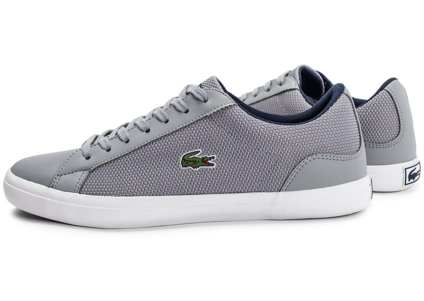 Chaussures Lacoste grises Urbaines homme Bruetting Mount Shasta High xuAs1b