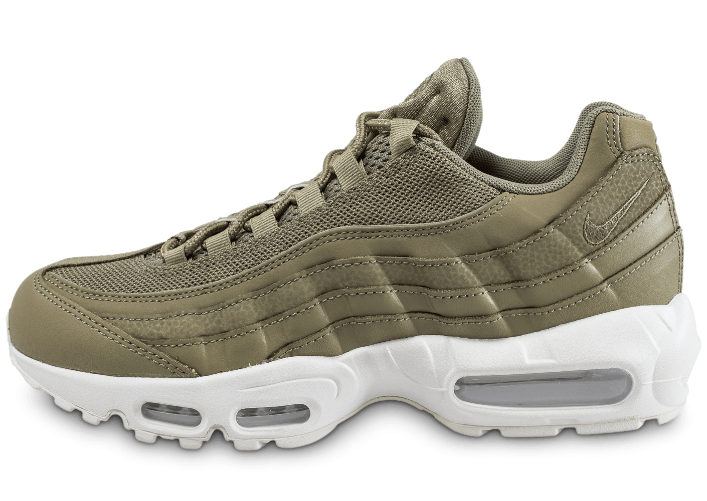 sleek new style outlet store Nike Air Max 95 Essential kaki