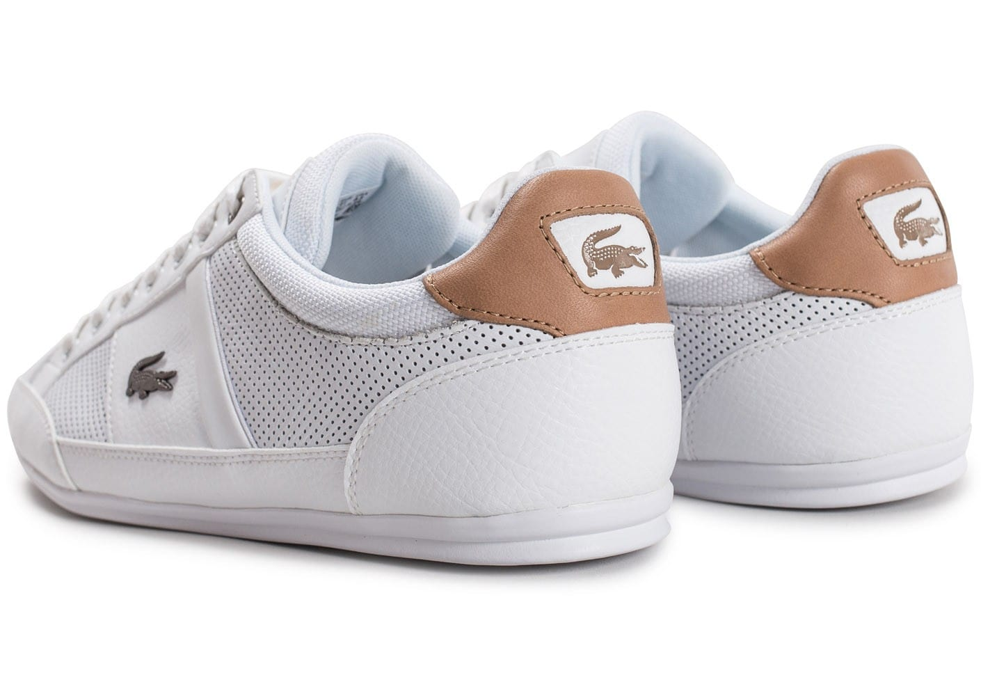 Blanche Chaymon Lacoste Chaussures Homme Baskets Chausport eHIE9WD2Yb