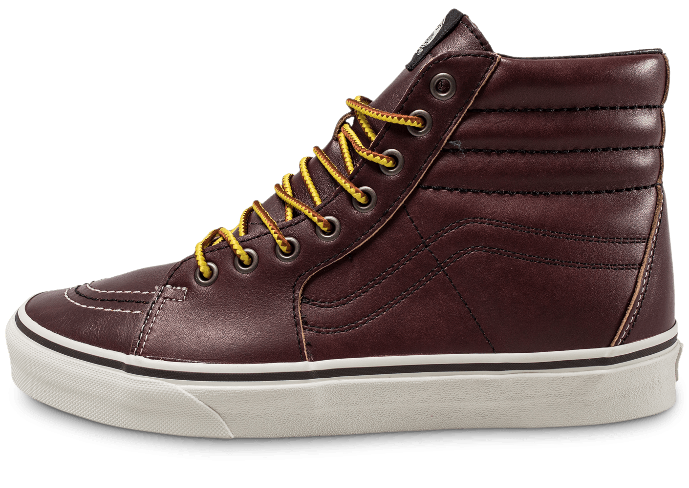 vans sk8 hi marron chaussures baskets homme chausport. Black Bedroom Furniture Sets. Home Design Ideas